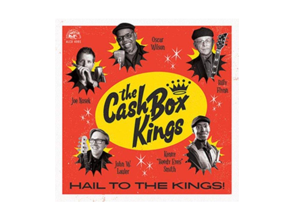 CASH BOX KINGS - Hail To The Kings! (LP)