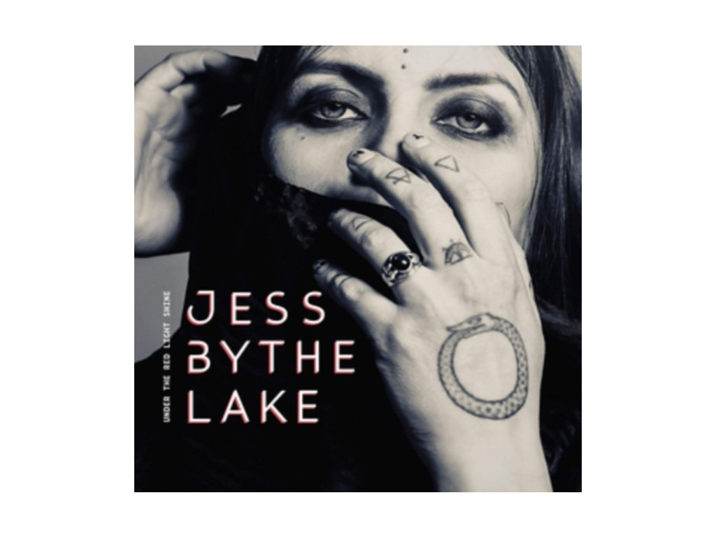 JESS BY THE LAKE - Under The Red Light Shine (LP)