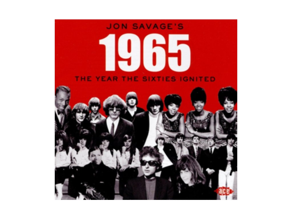 VARIOUS ARTISTS - Jon Savages 1965-1968 - The High Sixties On 45 (LP)
