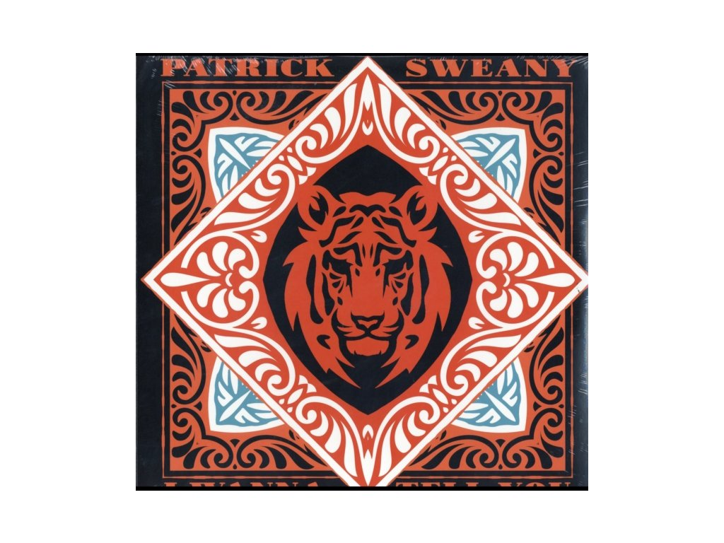 PATRICK SWEANY - I Wanna Tell You (LP)
