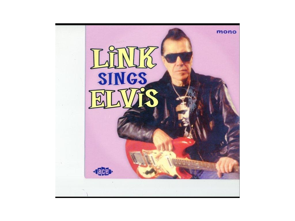 LINK WRAY - Link Sings Elvis (LP)