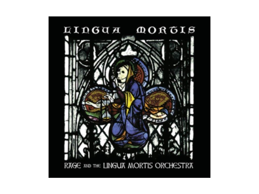 RAGE - Lingua Mortis (LP)