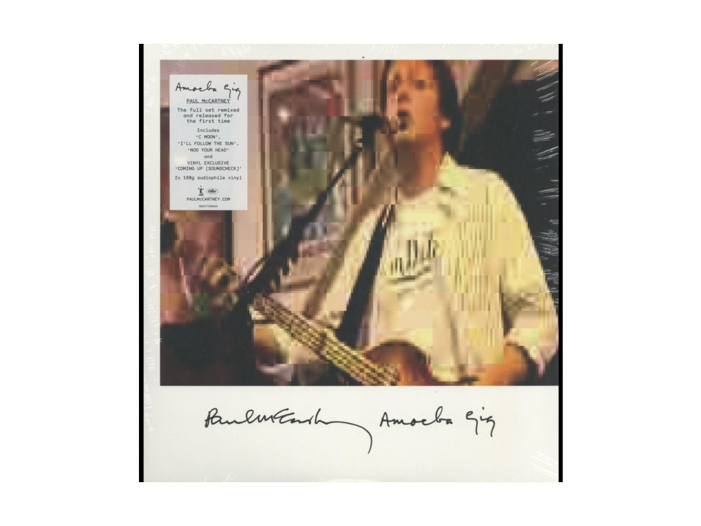 PAUL MCCARTNEY - Amoeba Gig (LP)