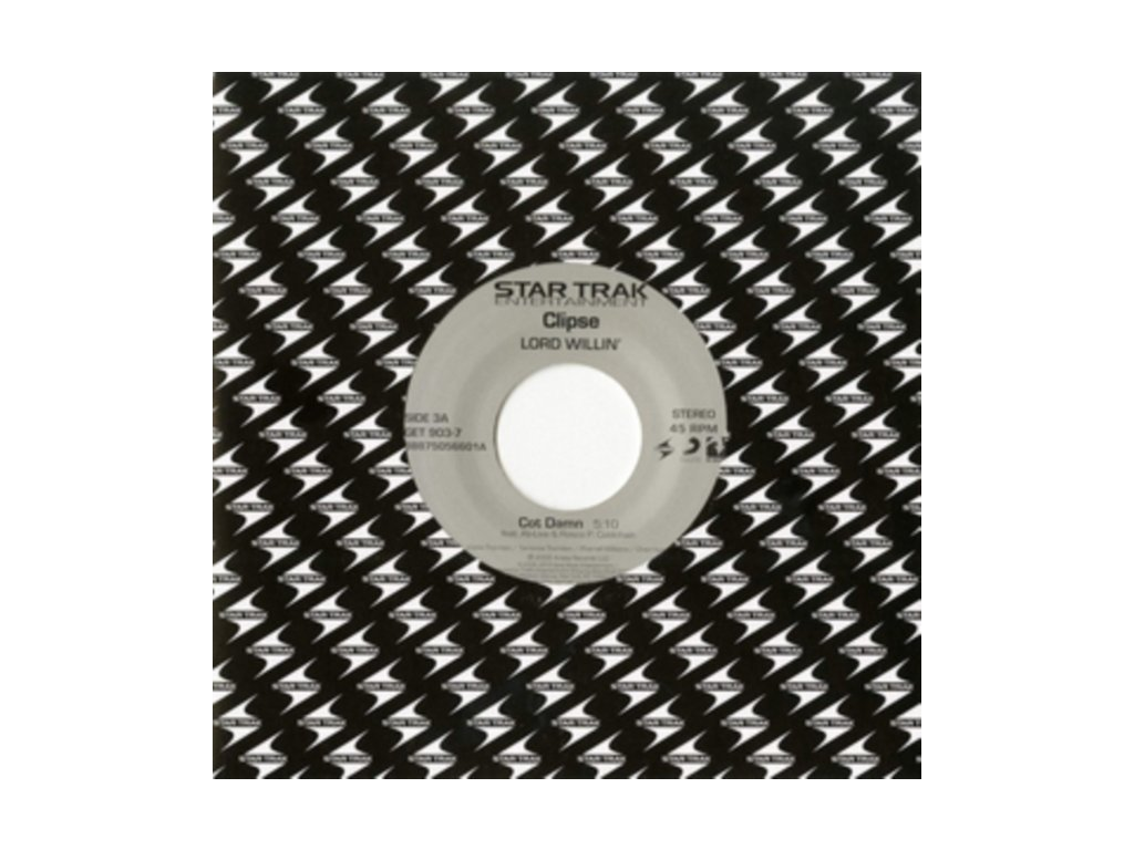 """CLIPSE - Cot Damn / Ma. I DonT Love Her (7"""" Vinyl)"""