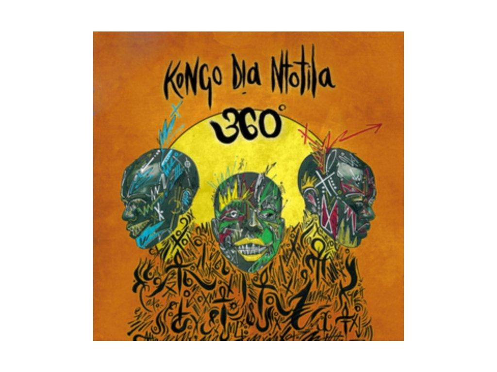 KONGO DIA NTOTILA - 360 Degrees (LP)