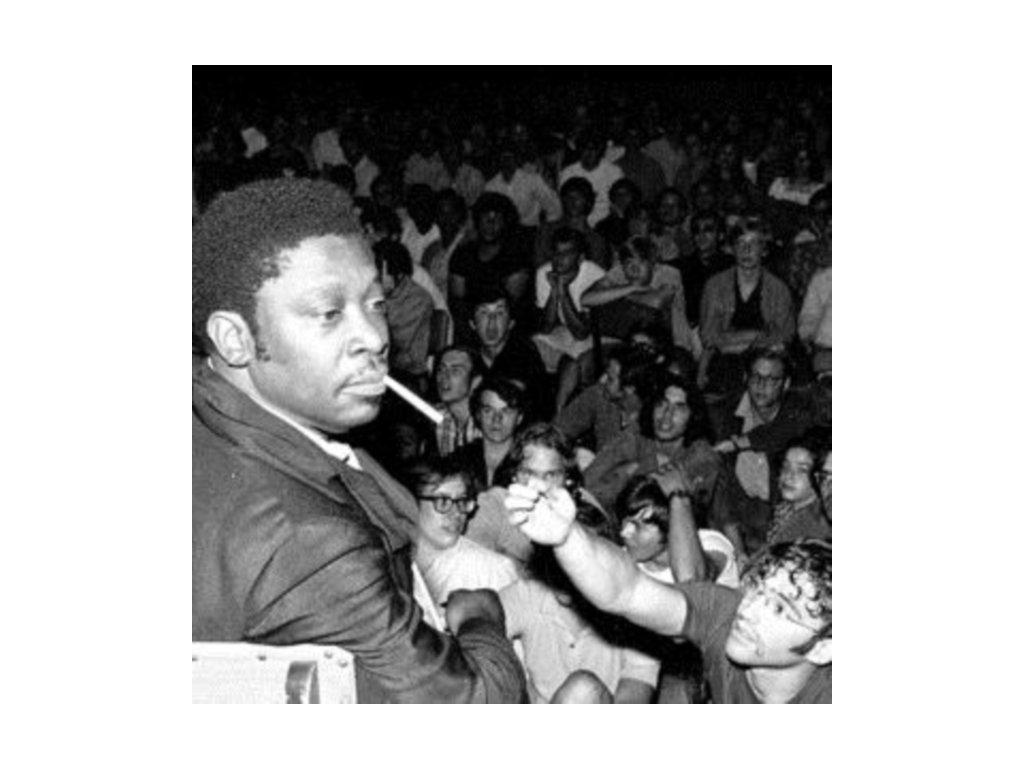 ANN ARBOR - Blues Festival 1969 (Volume 1) (LP)