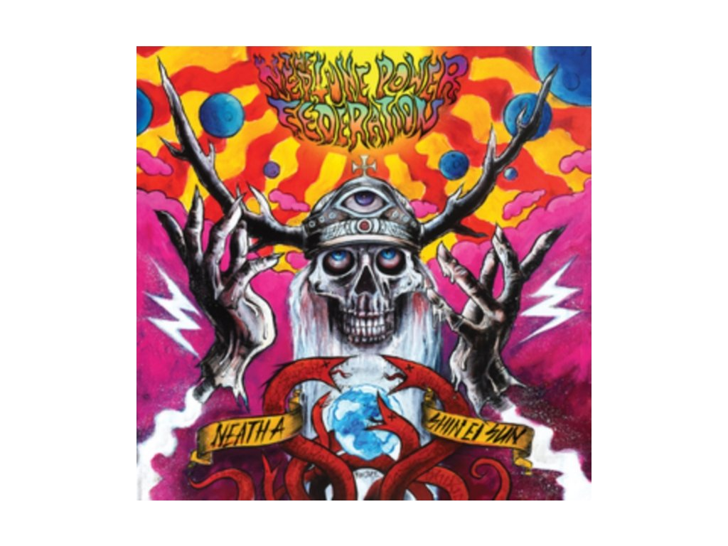 NEPTUNE POWER FEDERATION - Neath A Shin Ei Sun (LP)