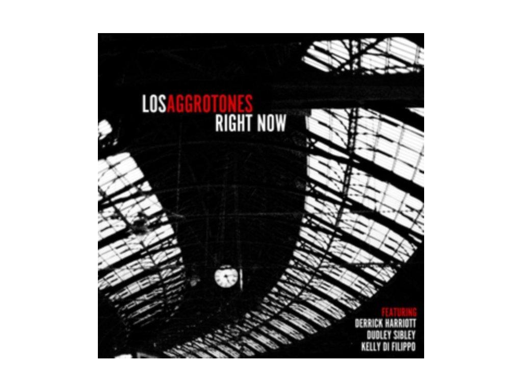 LOS AGGROTONES - Right Now (LP)