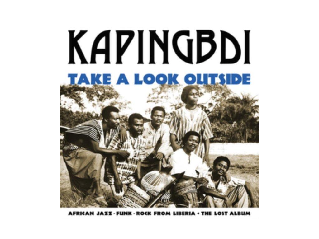 KAPINGBDI - Take A Look Outside (LP)