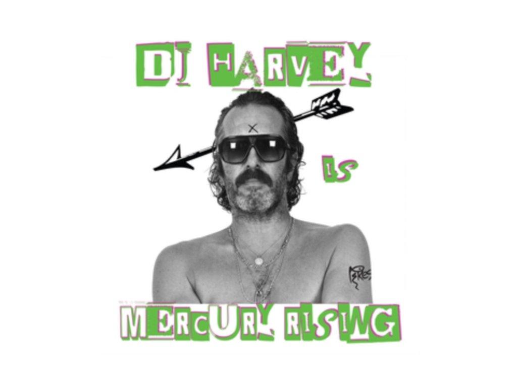 "VARIOUS ARTISTS - DJ Harvey Is The Sound Of Mercury Rising Vol. II (12"" Vinyl)"