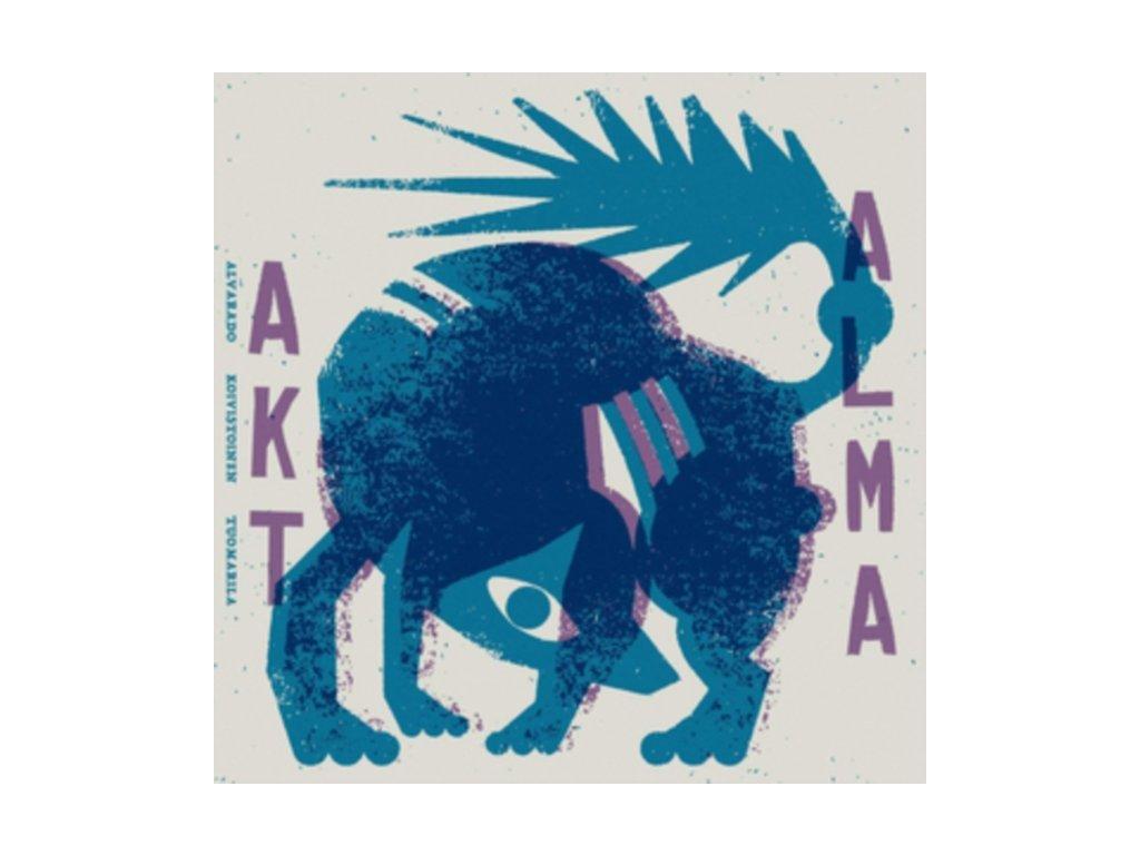 ALVARADO - KOIVISTOINEN - TUOMARILA - Alma (LP)