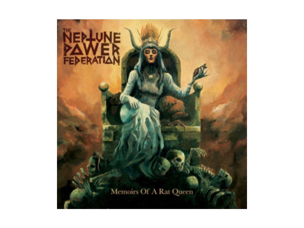 NEPTUNE POWER FEDERATION - Memoirs Of A Rat Queen (LP)