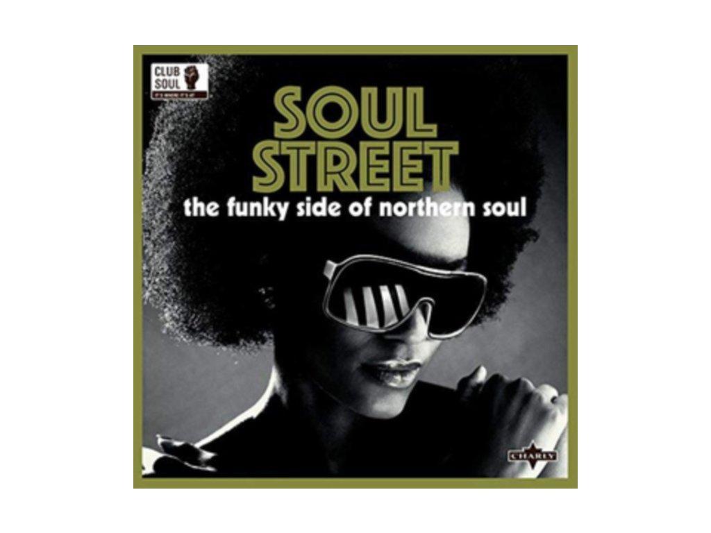 VARIOUS ARTISTS - Soul Street - Funky Side Of Northern Soul (LP)