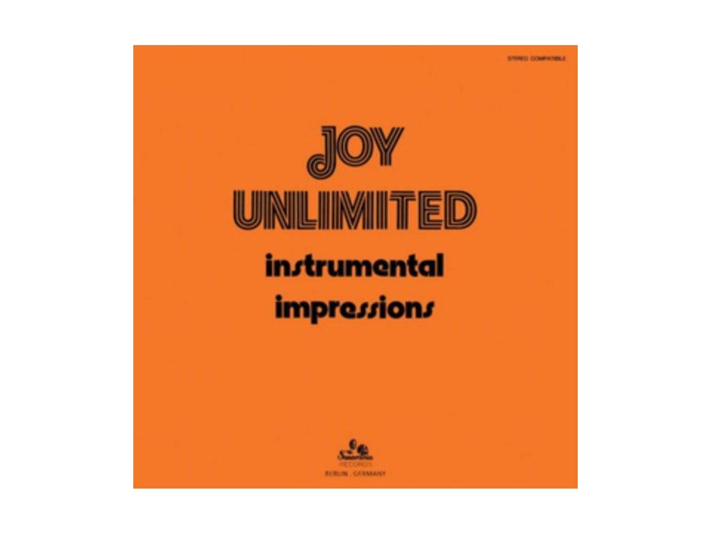JOY UNLIMITED - Instrumental Impressions (LP)