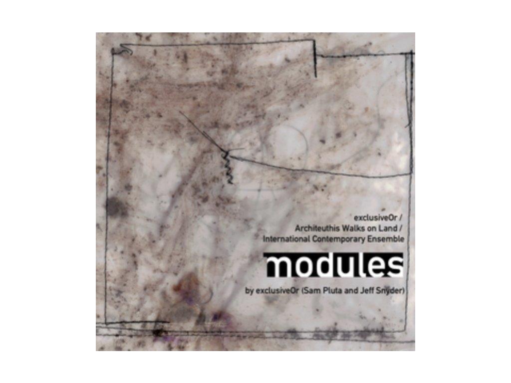 EXCLUSIVEOR - Modules (LP)