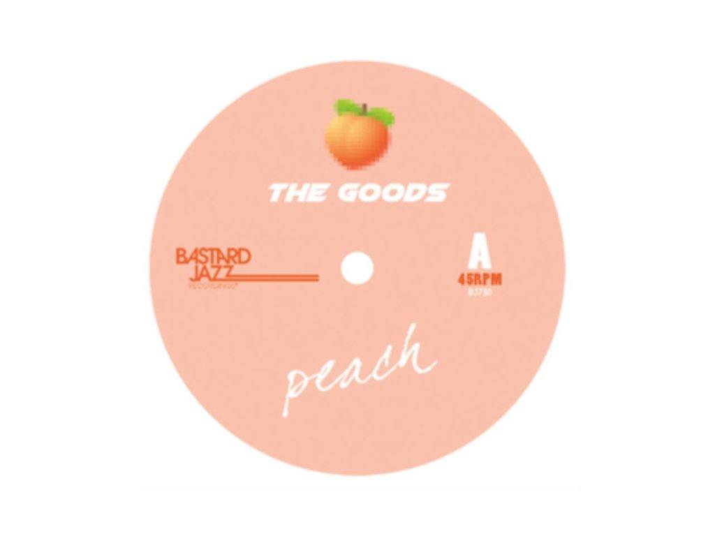 """GOODS - Peach (7"""" Vinyl)"""