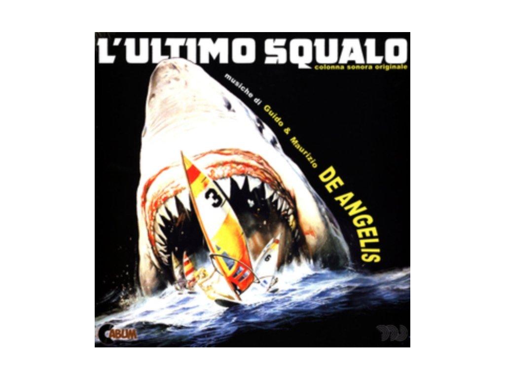 GUIDO DE ANGELIS & MAURIZIO - LUltimo Squalo (LP)