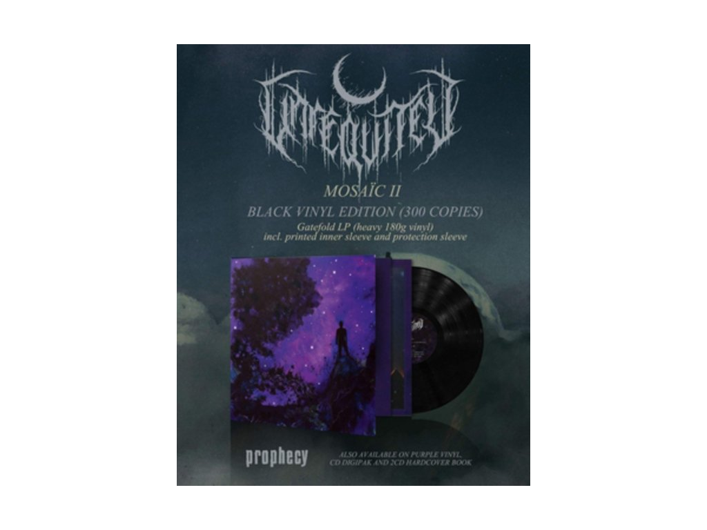 UNREQVITED - Mosaic II (LP)