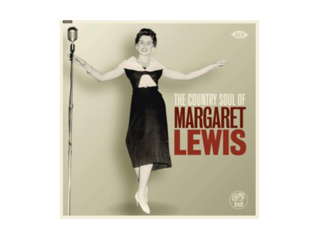 "MARGARET LEWIS - The Country Soul Of Margaret Lewis (7"" Vinyl)"