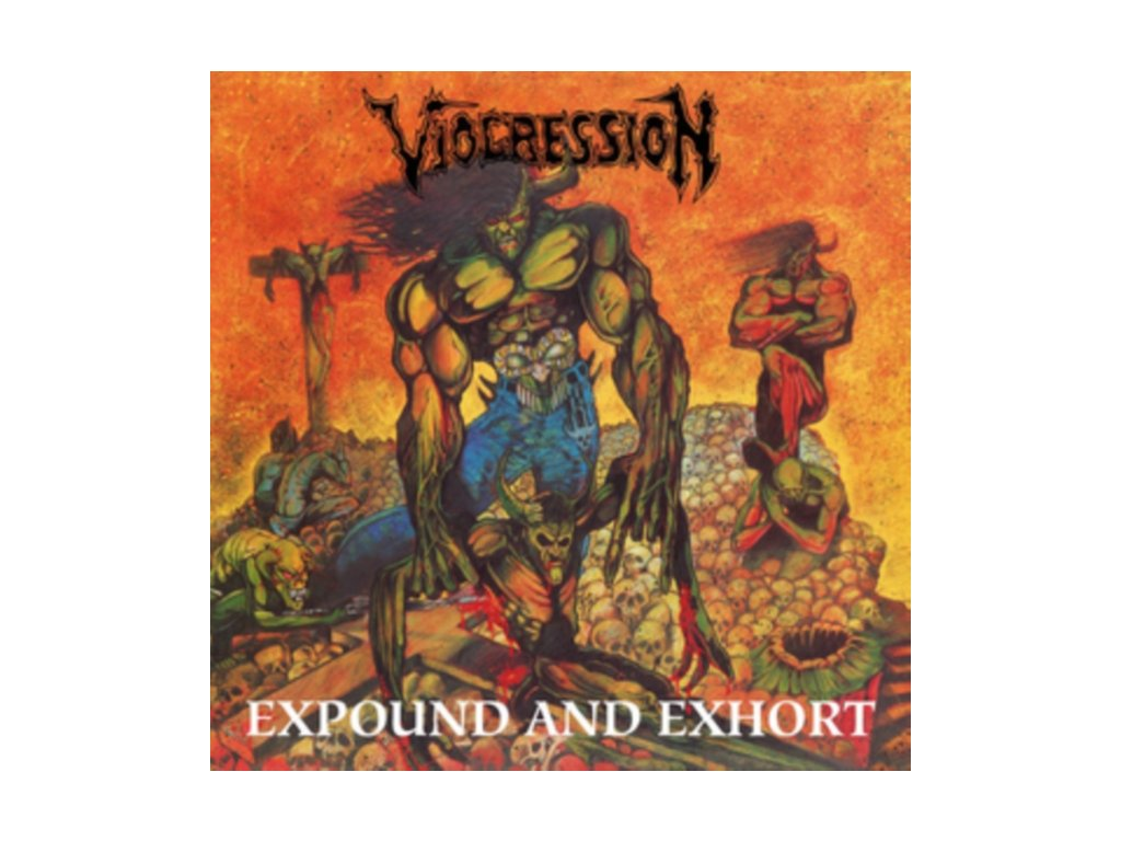 VIOGRESSION - Expound And Exhort (LP)