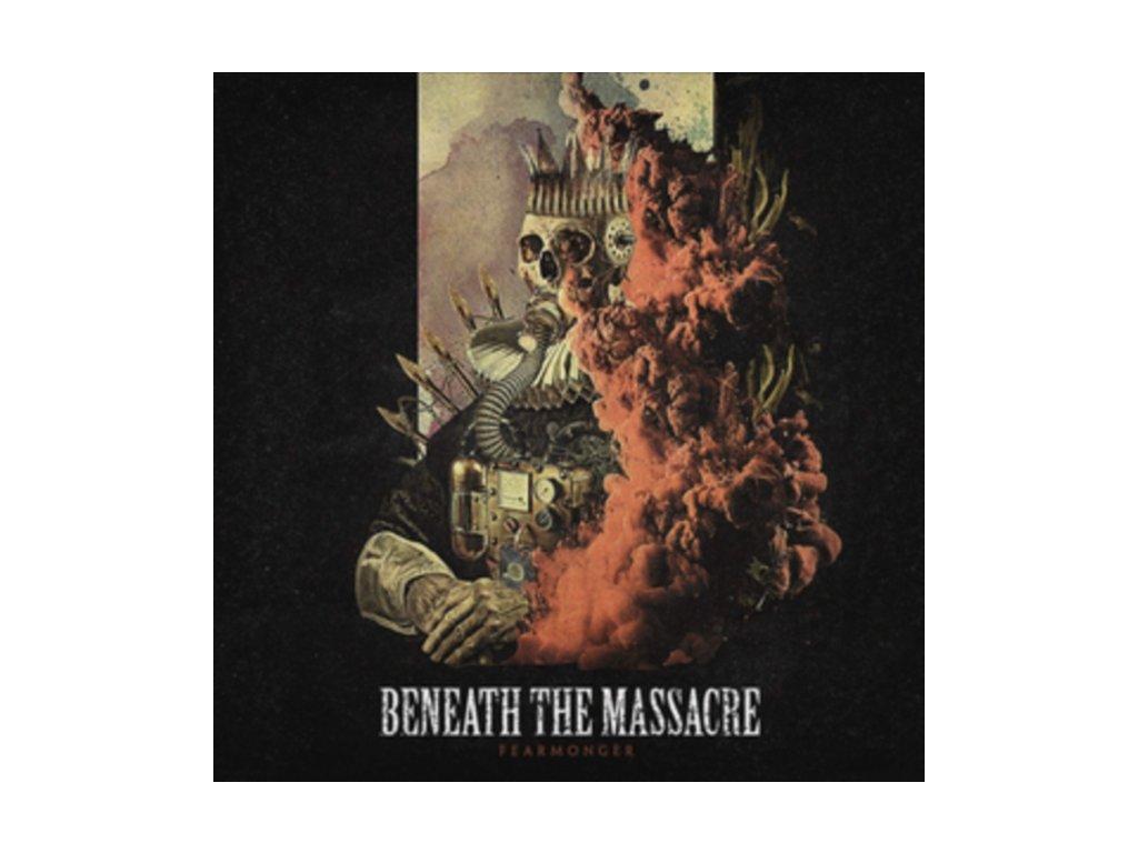 BENEATH THE MASSACRE - Fearmonger (LP)