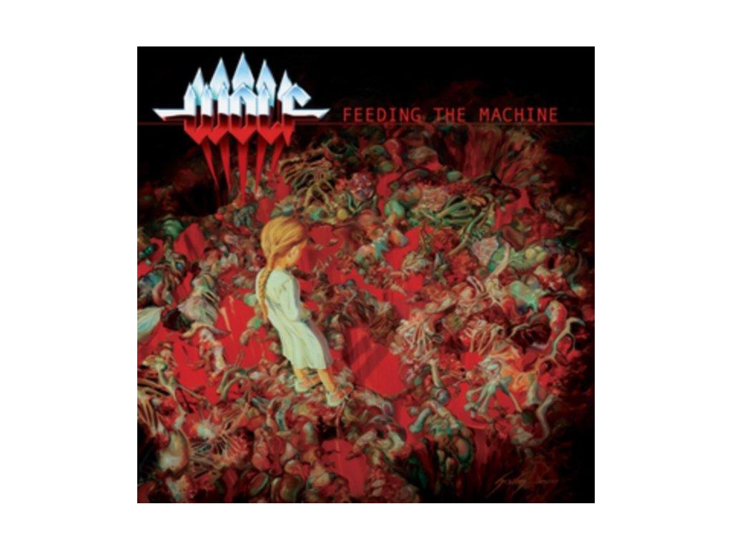 WOLF - Feeding The Machine (LP)