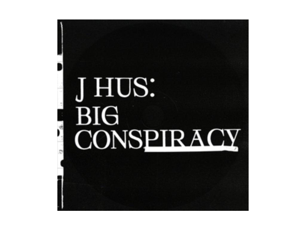 J HUS - Big Conspiracy (LP)