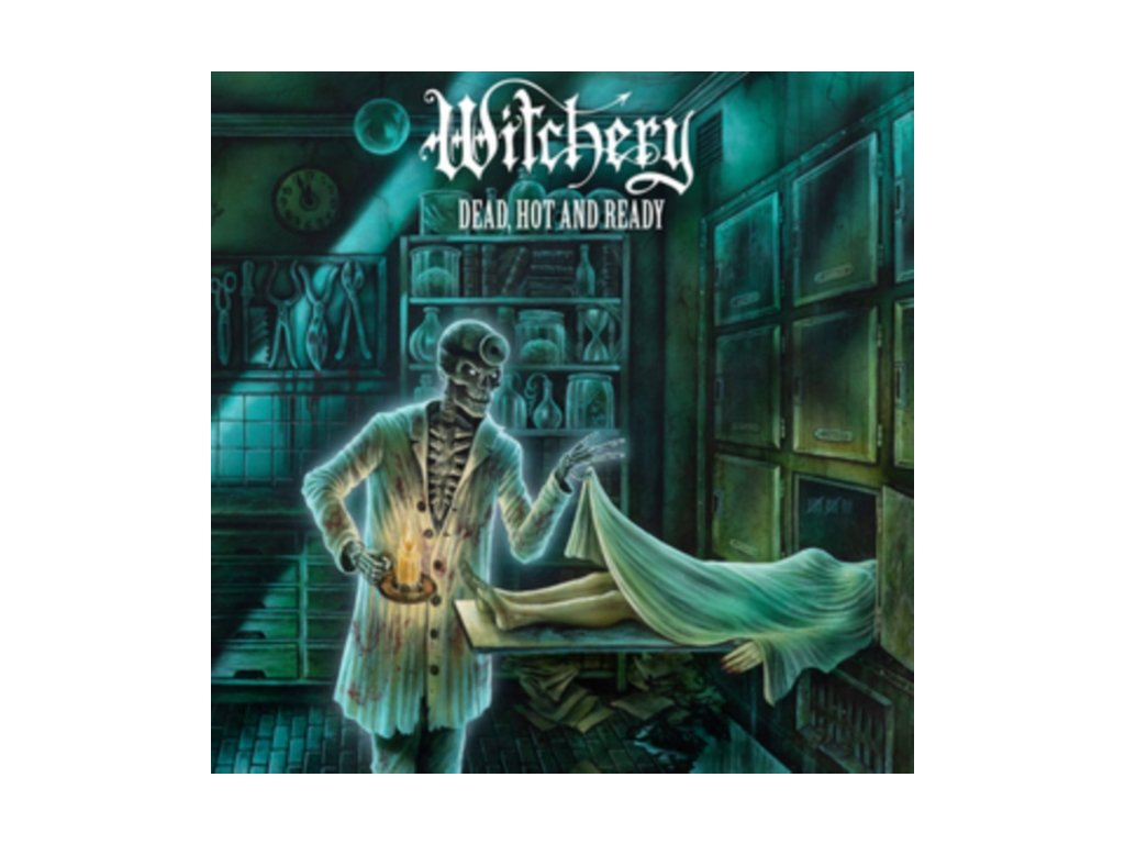 WITCHERY - Dead Hot And Ready (LP)