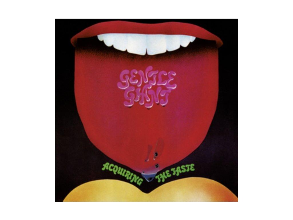 GENTLE GIANT - Acquiring The Taste (LP)