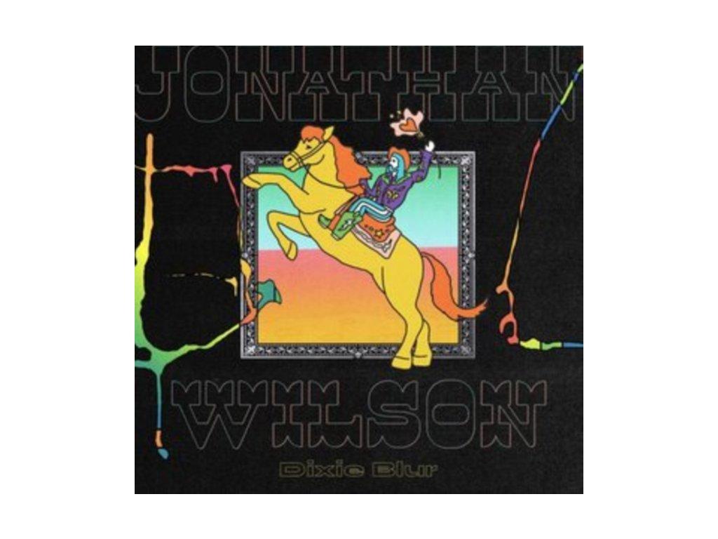 JONATHAN WILSON - Dixie Blur (LP)