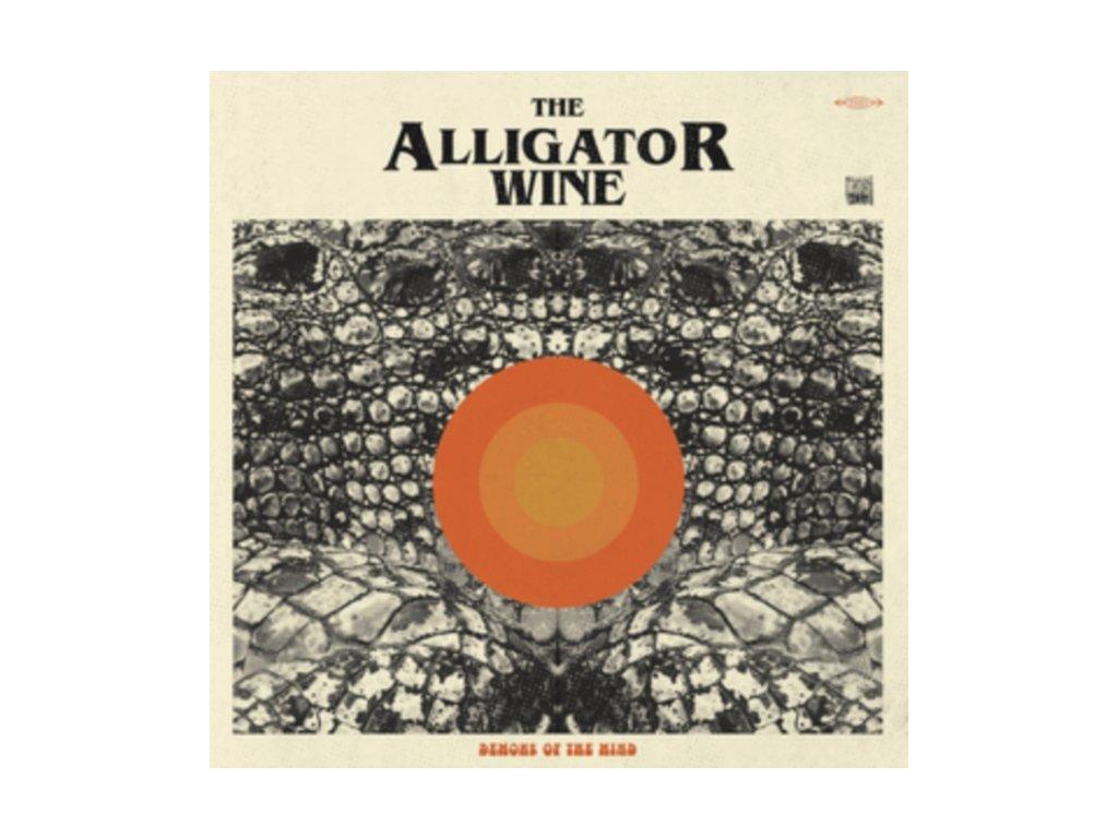 ALLIGATOR WINE - Demons Of The Mind (LP)