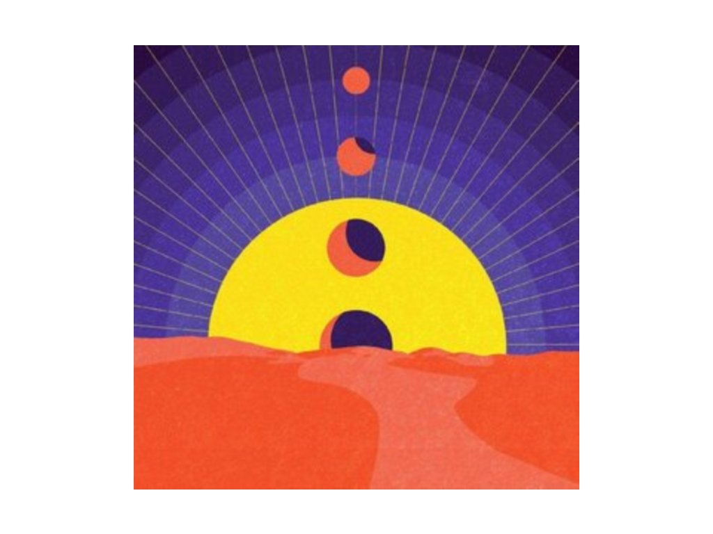 IM GLAD ITS YOU - Every Sun. Every Moon (Mustard Vinyl) (LP)