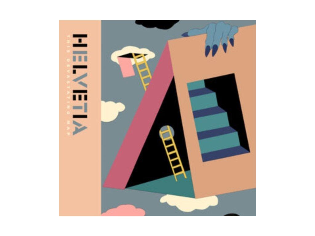 HELVETIA - This Devastating Map (LP)