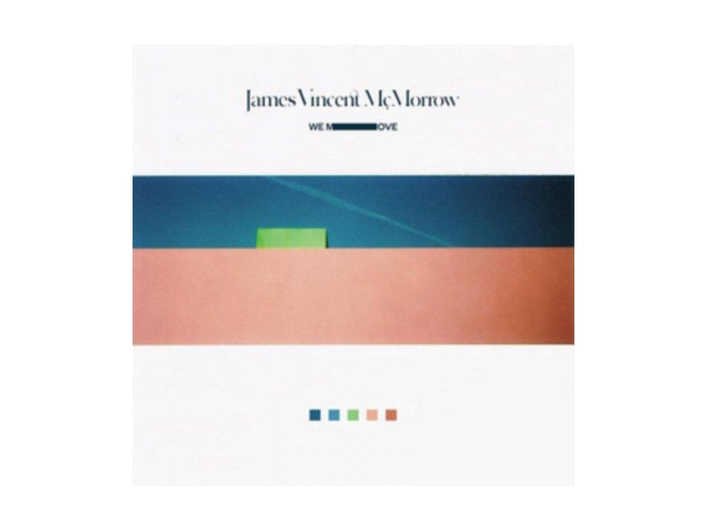 JAMES VINCENT MCMORROW - We Move (LP)