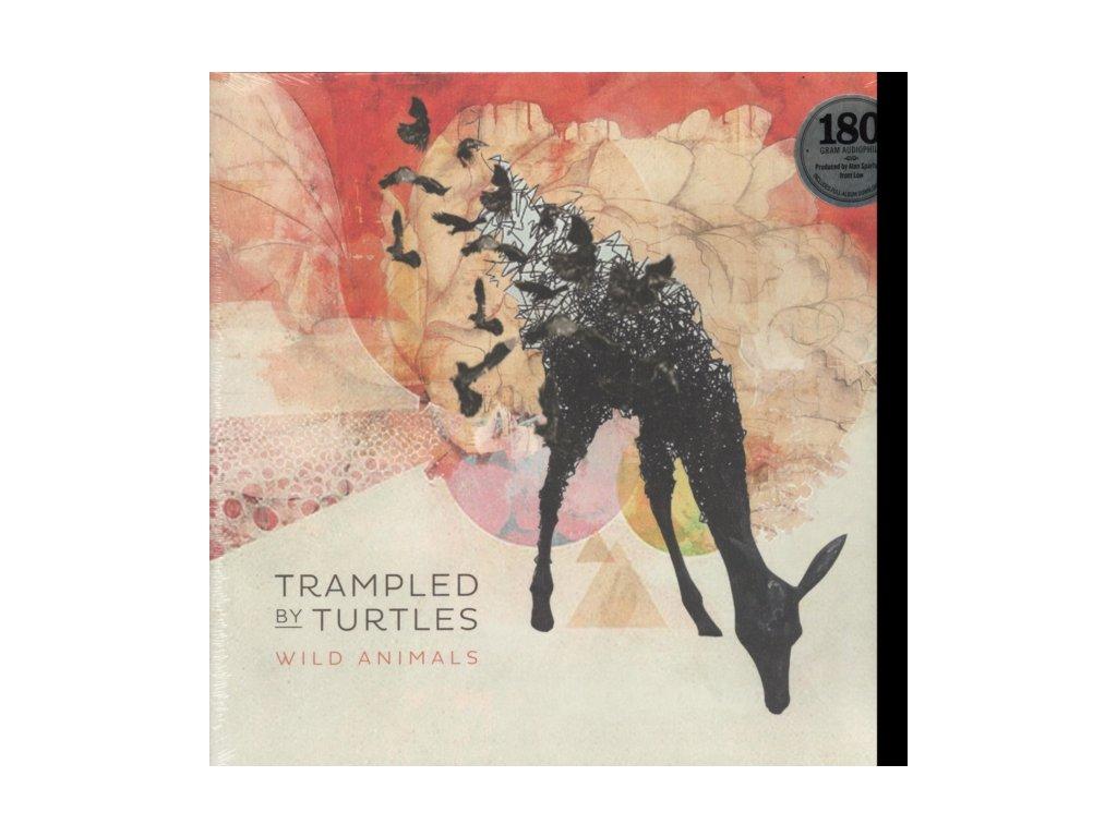 TRAMPLED BY TURTLES - Wild Animals (LP)