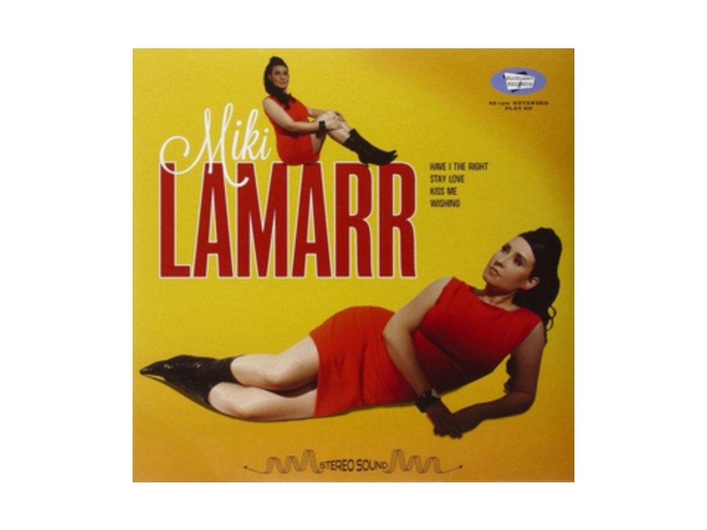 "MIKI LAMARR - Miki Lamarr (10"" Vinyl)"