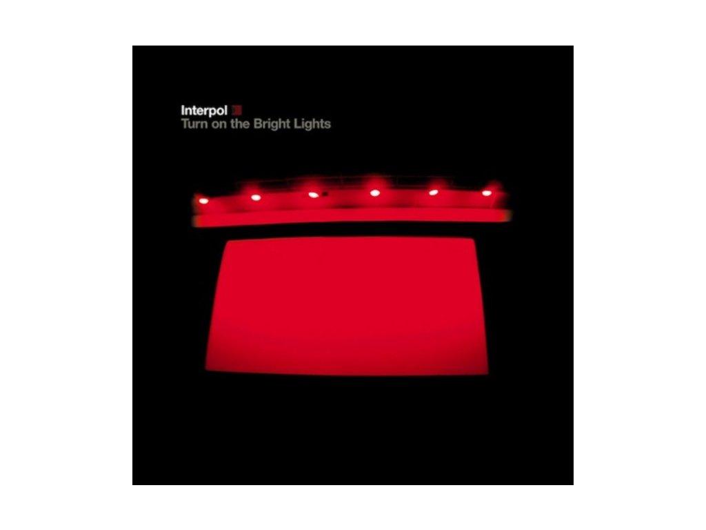 INTERPOL - Turn On The Bright Lights (LP)