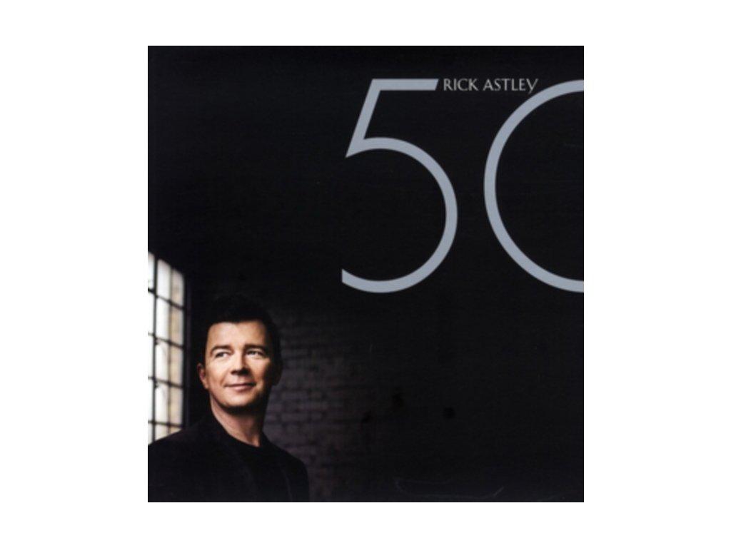 RICK ASTLEY - 50 (LP)