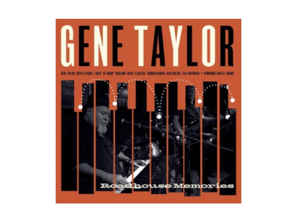 GENE TAYLOR - Roadhouse Memories (LP)