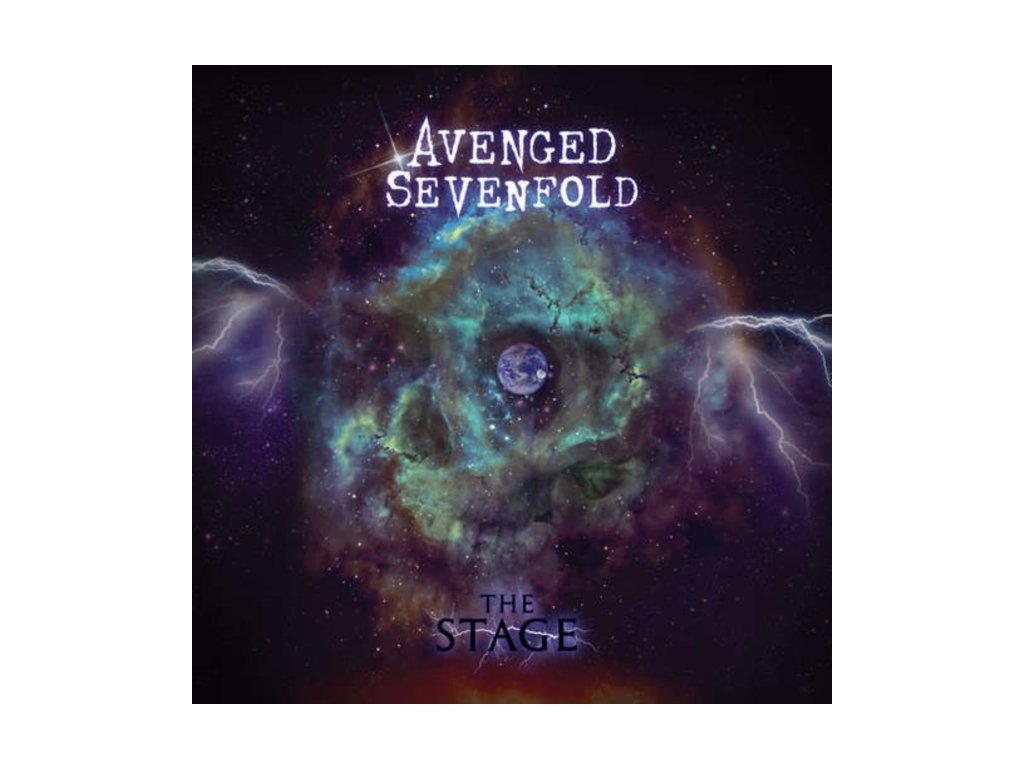 AVENGED SEVENFOLD - The Stage (LP)