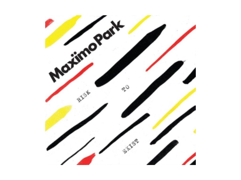 "MAXIMO PARK - Risk To Exist (12"" Vinyl)"