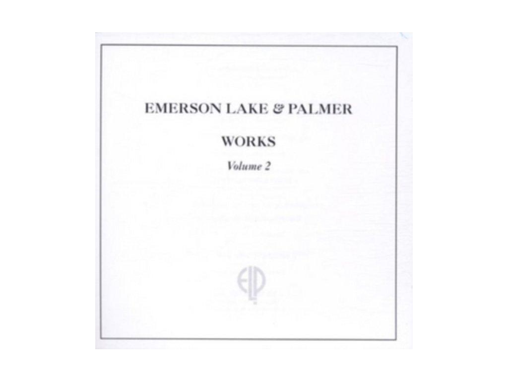 EMERSON. LAKE & PALMER - Works Volume 2 (LP)