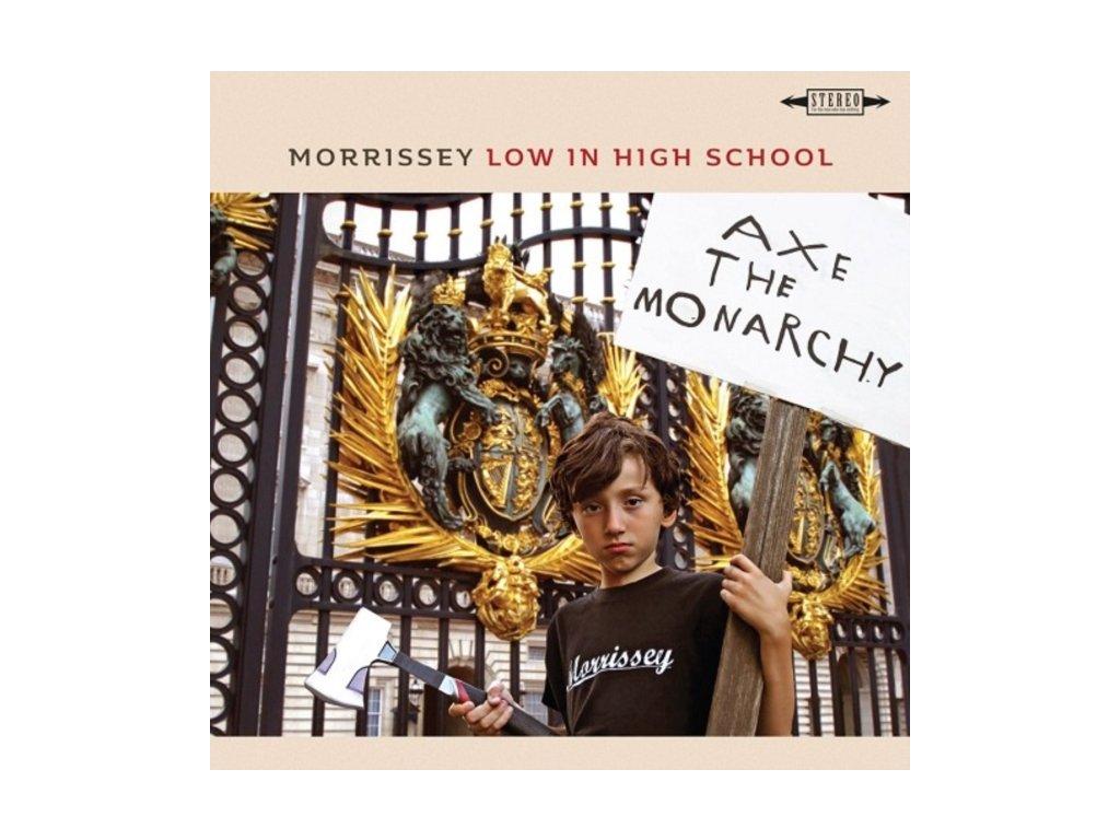 MORRISSEY - Low In High School (LP)