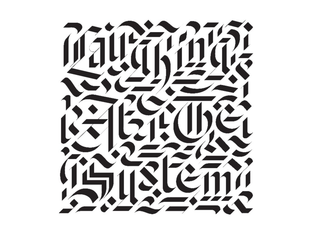 """TOTAL CONTROL - Laughing At The System (12"""" Vinyl)"""