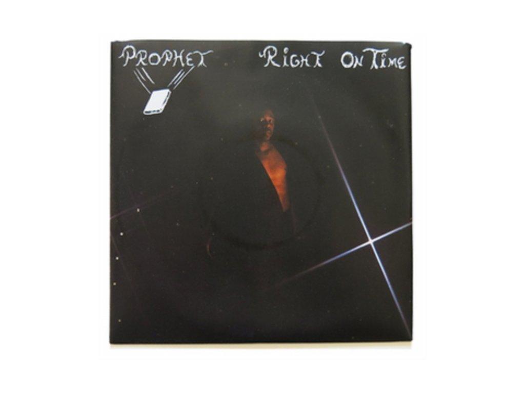 """PROPHET - Right On Time (7"""" Vinyl)"""