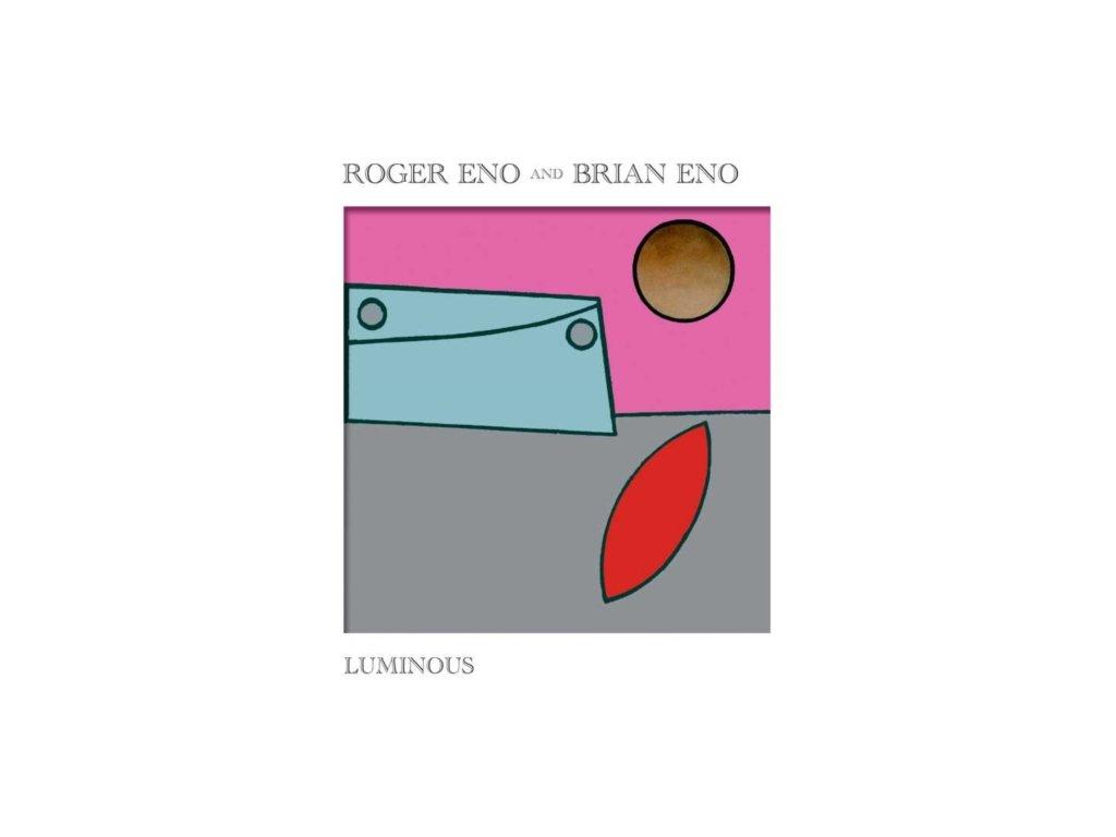 ROGER ENO & BRIAN ENO - Luminous (LP)