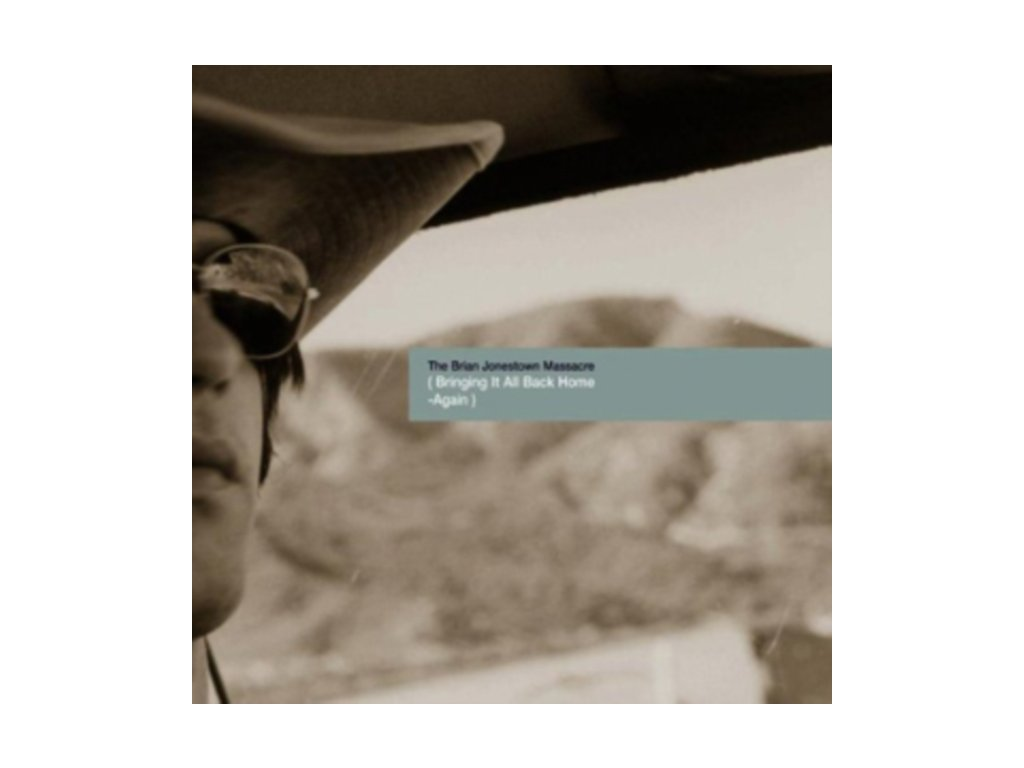 BRIAN JONESTOWN MASSACRE - Bringing It All Back Home Again (LP)
