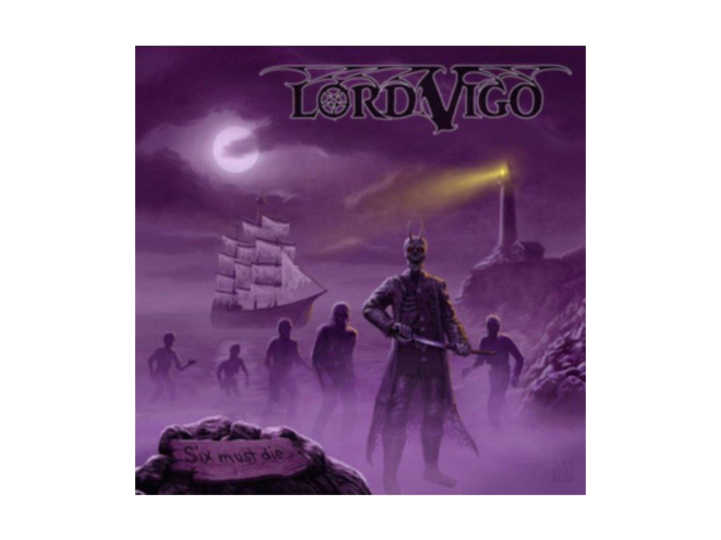 LORD VIGO - Six Must Die (LP)