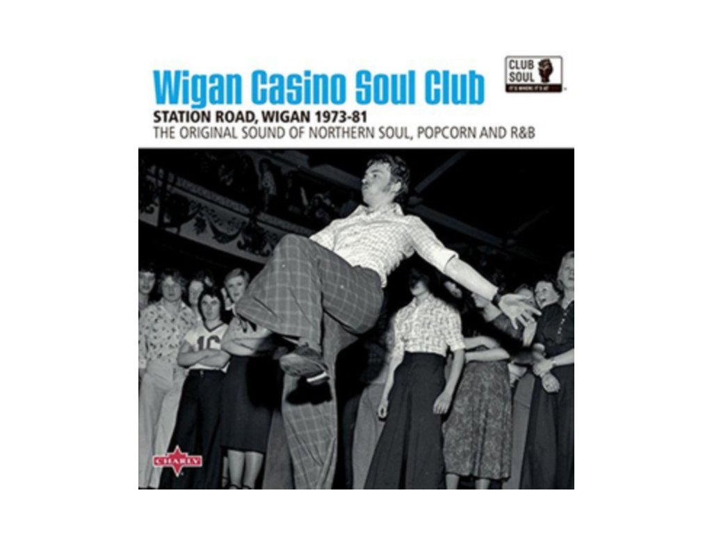 VARIOUS ARTISTS - Wigan Casino Soul Club (LP)