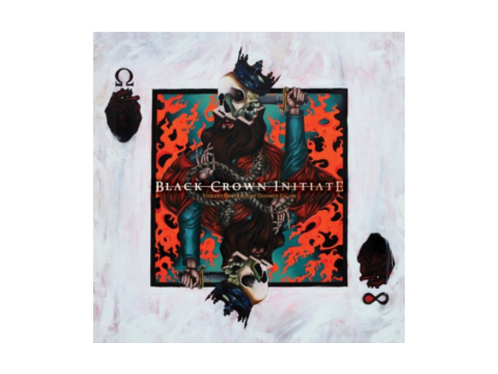 BLACK CROWN INITIATE - Violent Portraits Of Doomed Escape (LP)